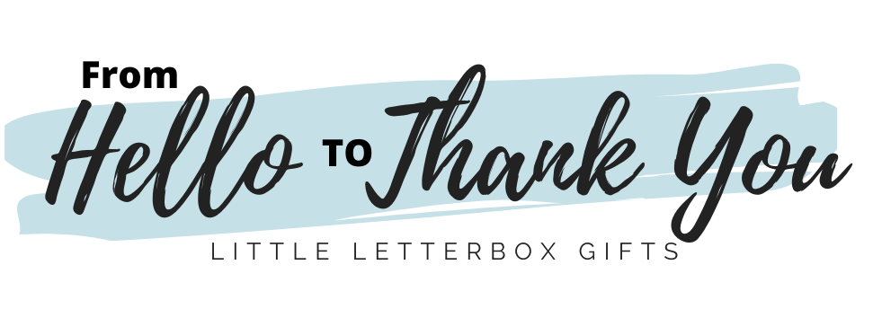 From Hello to Thank You